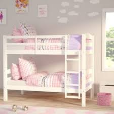 White Bunk Bed With Trundle White Bunk U0026 Loft Beds You U0027ll Love Wayfair