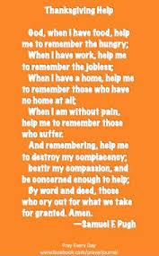 thanksgiving prayer search