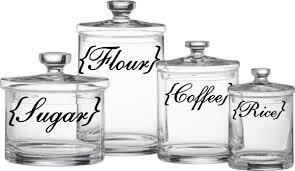 ikea vasi vetro trasparente barattoli per cucina le migliori idee di design per la casa