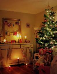 decorations awesome christmas indoor house design interior christmas decoration living room with tree white for soft and calm christmast lamp candelier traditional
