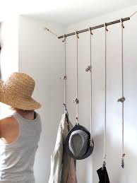 unique ways to hang pictures 18 hat organizing ideas for summer