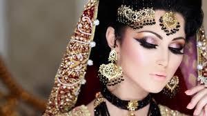Trendy Pakistani Bridal Hairstyles 2017 New Wedding Hairstyles Look Indian Pakistani Asian Bridal Hair Style Tutorial 2016 Asian