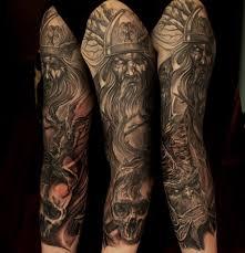 tattoo sleeve viking danielhuscroft com