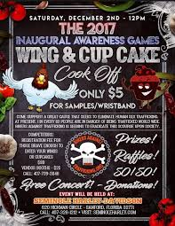Seeking Wings The 2017 Inaugural Awareness Wings Cupcake Cook