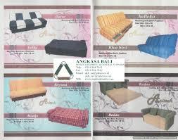 Sofa Bed Anak Murah Angkasa Bali Furniture Distributor Alat Kantor Jual Kursi Meja Kantor