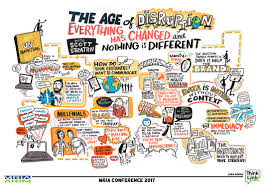 the visual testimonial narrative authenticity mria conference thinklink graphics