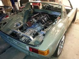 porsche 911 v8 conversion for sale building a porsche 914 with a ls6 engine depot