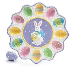 ceramic egg tray 12 22 best easter decor images on easter decor burton