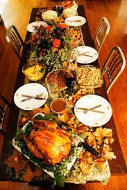 thanksgiving traditional thanksgiving dinner menu nyctraditional