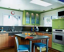 small kitchen design philippines brown varnish plywood full area