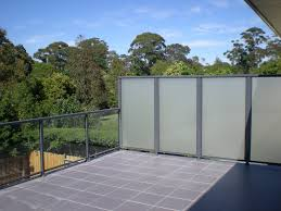 glass privacy screens u0026 balcony privacy screens melbourne