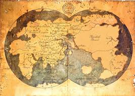 Neverland Map Enchanted Forest Map Bythedawn Once Upon A Time Tv Archive