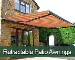 Wind Out Awning Retractable Patio Awnings Milton Keynes Bespoke High Quality