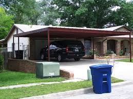 two car attached carport north san antonio carport patio covers