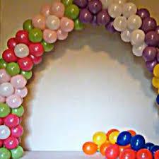 9 best party ideas images on pinterest balloon arch garden