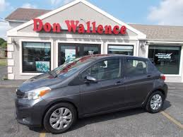 for sale toyota yaris 2014 toyota yaris 5 door l for sale in city pa stock 8253