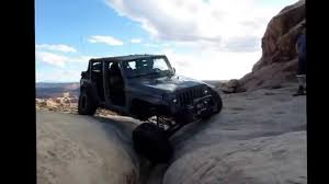 jeep moab 2014 golden on golden spike trail moab 2014 my jeep jk not
