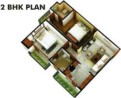 900 sq ft 2 bhk 2t apartment for sale in builders and land