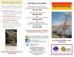 spring burning learn before you burn