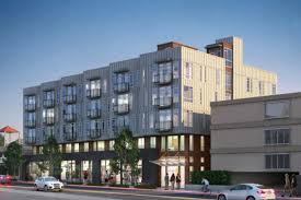 apartment complex plans union bay place mixed use complex plans ideal for bike commuters