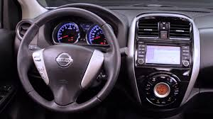 nissan versa interior manual auto realidade nissan versa 2016 youtube