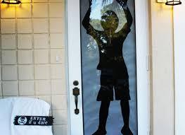 window clings halloween how to make reusable halloween window decals make your own window
