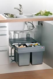 poubelle de cuisine sous evier poubelle cuisine encastrable sous evier poubelle bacs xl pour