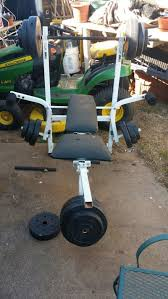 weight bench with weights for sale in cleburne tx 5miles buy