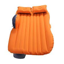 rembourrage coussin canapé voiture gonflable canapé lits conduite de détente confortable