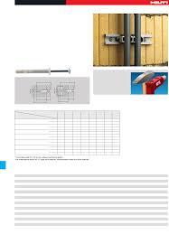 hilti catalogue documents