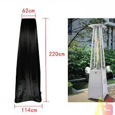 pyramid patio heater cover pyramid outdoor gas heater australia home decor xshare us