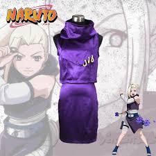 Naruto Costumes Halloween Anime Naruto Cosplay Costume Yamanaka Ino 1st Cosplay Costume