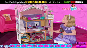 Barbie Home Decoration by Barbie Games Decorate Barbie Doll House Game Play Barbie Games