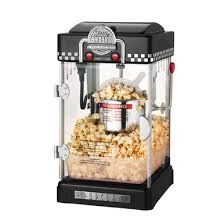 popcorn machine light bulb great northern black little bambino table top retro popcorn popper