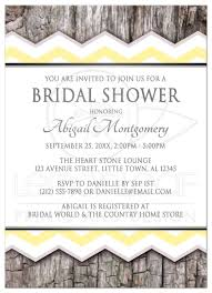 rustic bridal shower invitations invitations templates