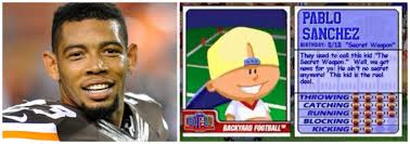 Backyard Sports Football by Which Characters From U0027backyard Football U0027 Are The 2015 Cleveland