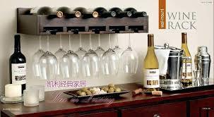 wine rack tabletop wine racks with glass holders wooden wine