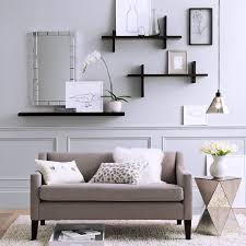 living room wall shelves decorating ideas