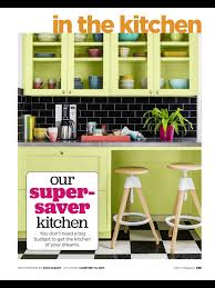 our super saver kitchen