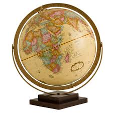 small desk globes revolution globe 12 inch tabletop globe with free shipping