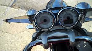 adding a tach to a victory motorcycle crossroads youtube