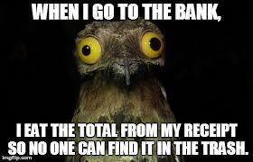 Identity Theft Meme - it helps my paranoia of identity theft imgflip