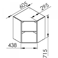caisson d angle pour cuisine dimension d un meuble d angle cuisine idée de modèle de cuisine