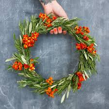 Holiday Wreath Step By Step Diy Wreath Sunset