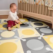 tapis pour chambre enfant le tapis puzzle accessoire pour le salon et jouet enfant tapis