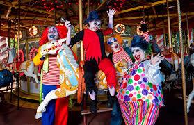 Fright Fest Six Flags Arlington Tx Fiendishly Frightening Halloween Festivities In The Theme Parks