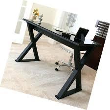 Black Glass Computer Desks For Home Articles With Small Corner Black Glass Computer Desk Tag Small