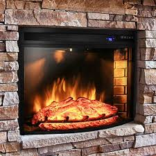 Electric Fireplace Insert Akdy Curved Electric Fireplace Insert Walmart