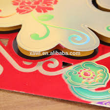 Happy New Year Room Decorations by Chinese New Year Decoration Items Paper Craft Room Decor 3d Wall