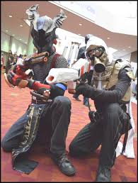 destiny costume momocon 2015 best raiden s costume is